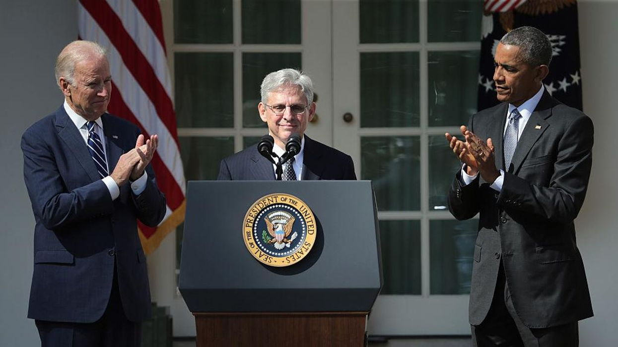 Glenn Beck: THIS is why Biden nominated Merrick Garland as attorney general