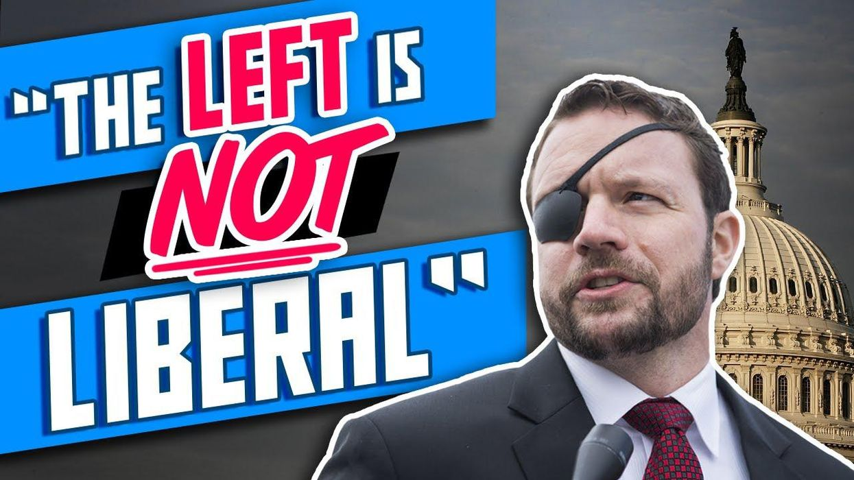 Dan Crenshaw: The Left is NOT 'liberal' — they have become 'genuinely authoritarian'