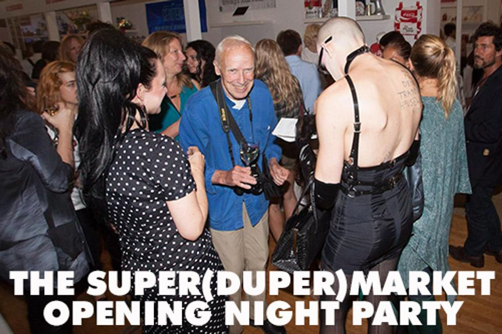 All Our Coverage of the 2nd Annual Super(Duper)Market