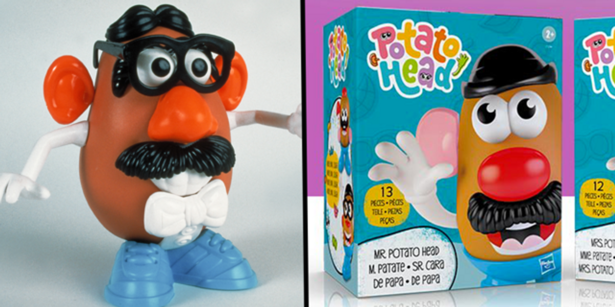 Toy Company Respond to Backlash After Making Mr. Potato Head Gender Neutral