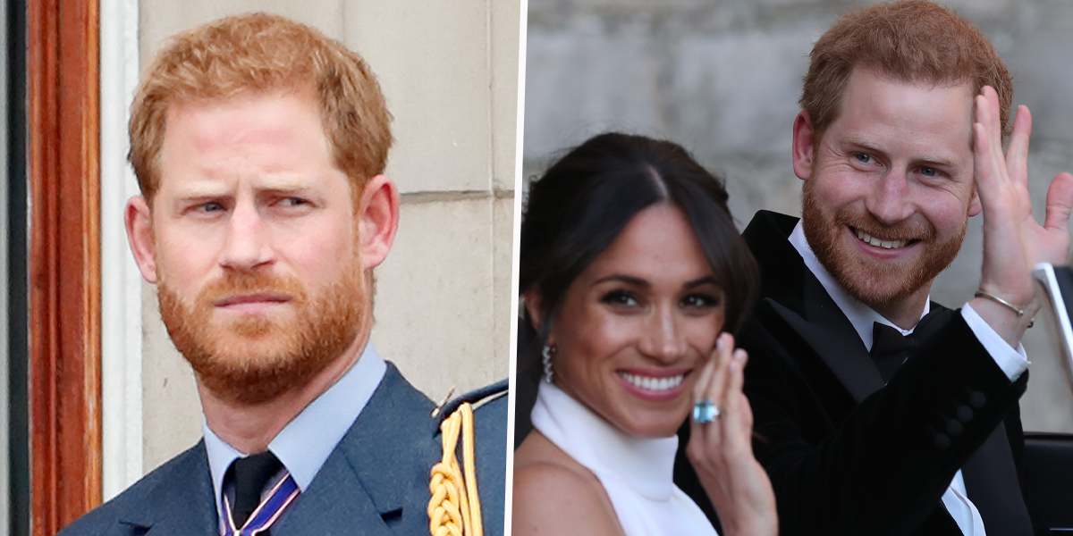 Prince Harry Explains Why He Left the Royal Family, Says He 'Needed To Get His Family Out'