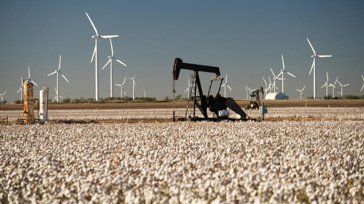 Clean Energy Transition Could Center on Republican Districts
