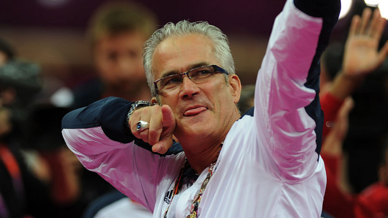 Former Olympic Gymnastics Coach Found Dead Hours After He Was Charged With Human Trafficking