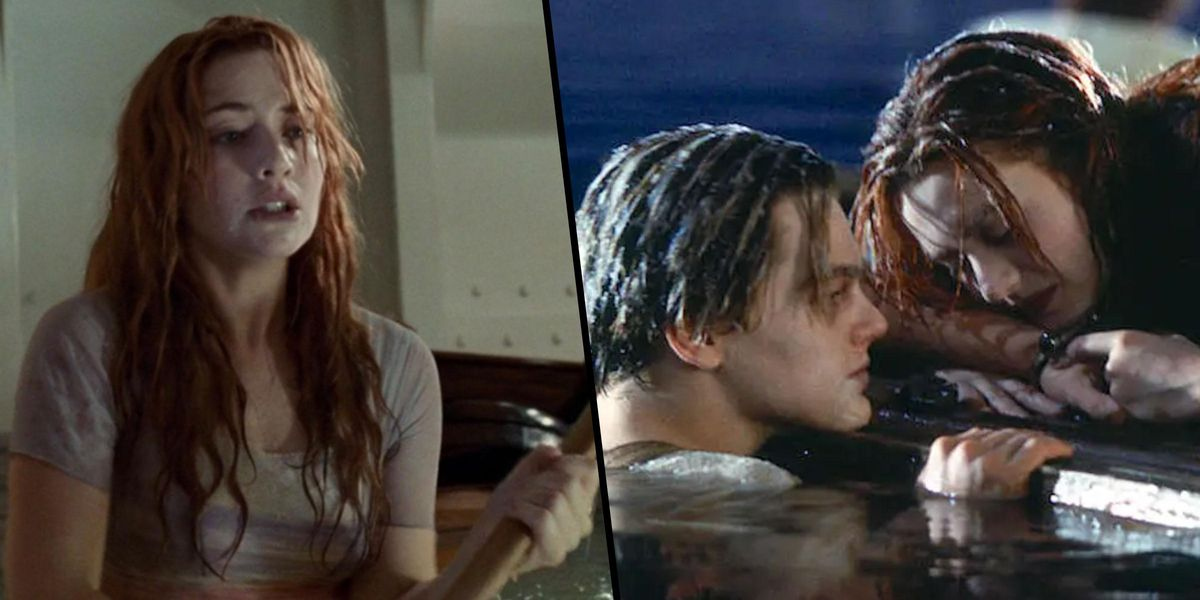 'Titanic' Fans 'Traumatized' After Seeing the Movie's Alternative Ending