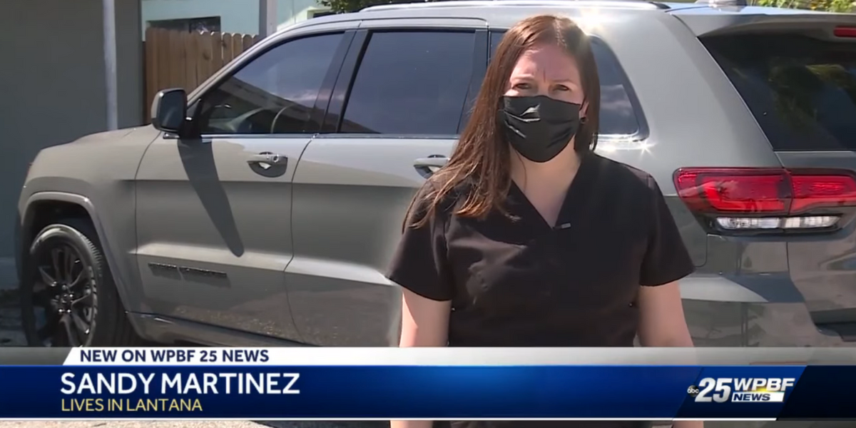 Florida city fines woman more than $100K for parking incorrectly in her own driveway