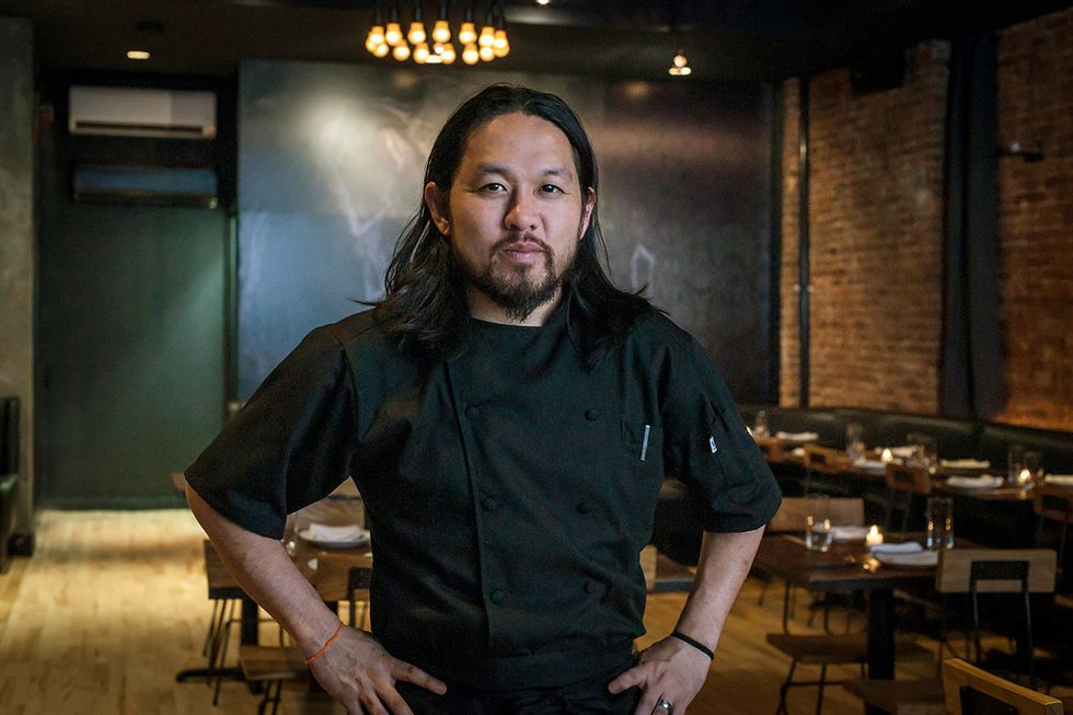 """Chef Soulayphet """"Phet"""" Schwader Introduces a Taste of Laos to Tribeca"""