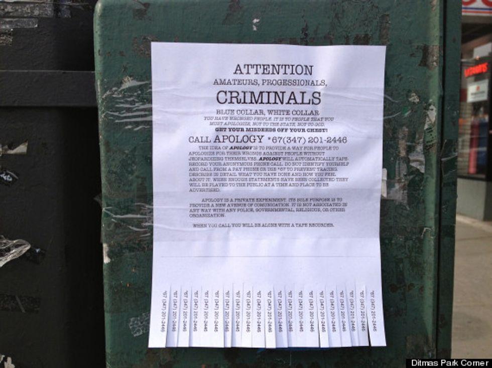 Allan Bridge's Apology Line Is Being Revamped in Brooklyn
