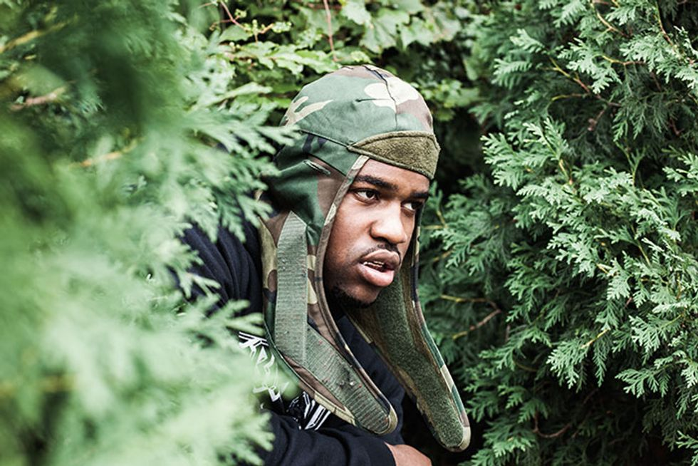 A$AP Ferg's '90s Gangsta-Rap Style Takes Us Back to the Future