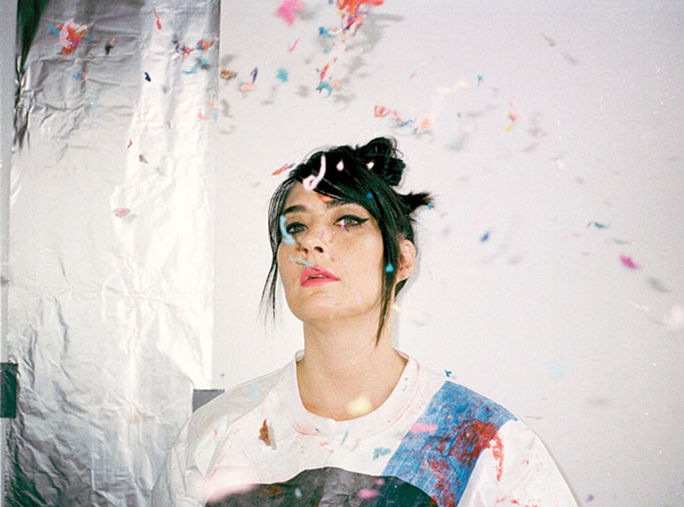 Gone From Music For Nearly a Decade, Kathleen Hanna Returns with a New Album
