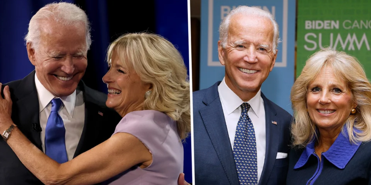 Jill and Joe Biden Have Phone Free Dinner at the White House Every Night