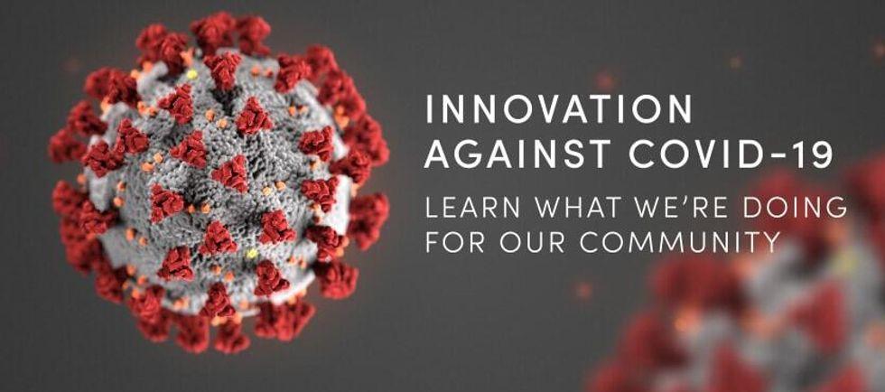 The List of inventions against coronavirus