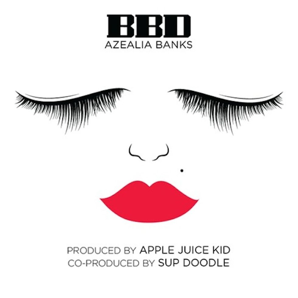 "Here's Your First 2013 Party Jam: Azealia Banks' New Track, ""BBD"""
