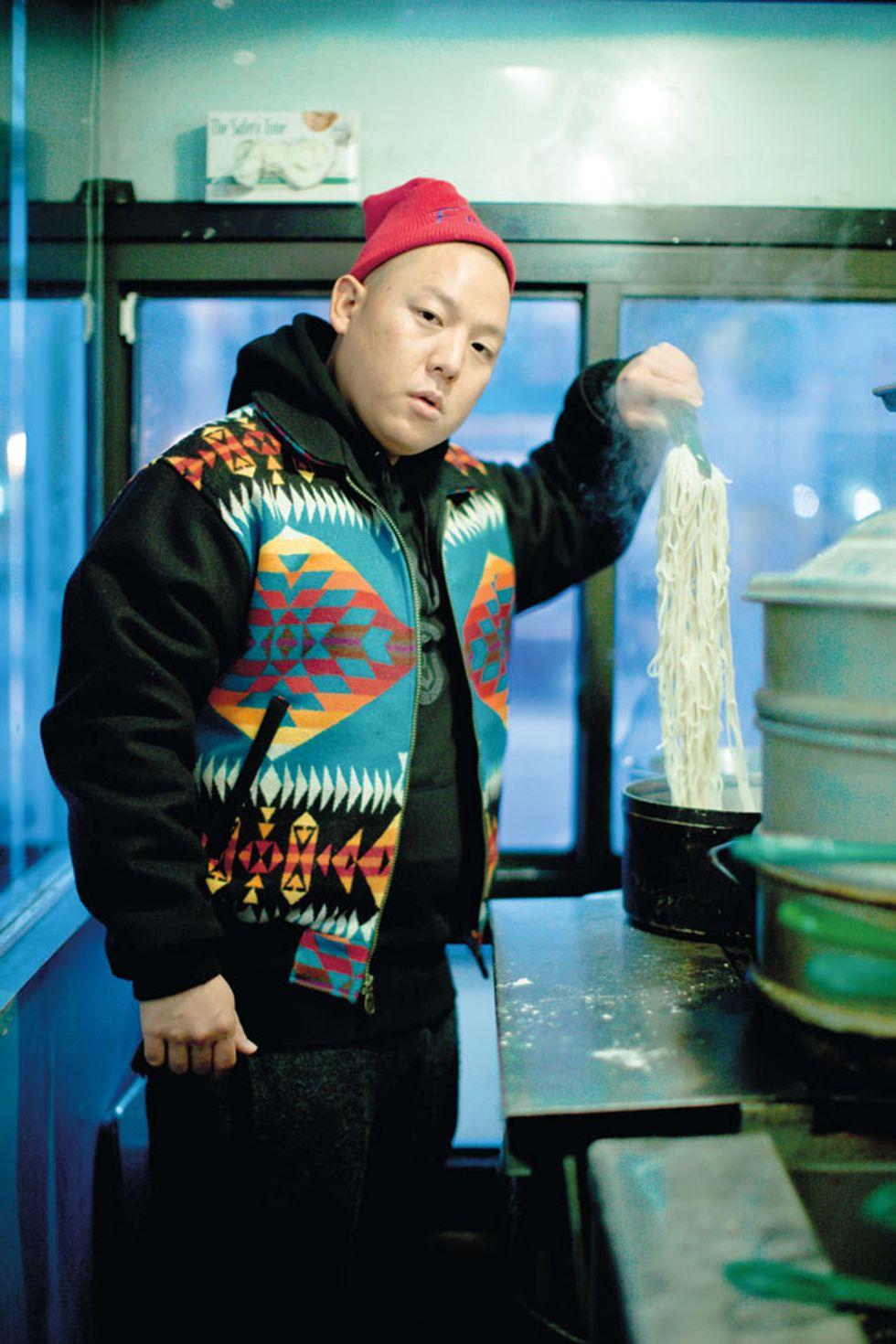 Eddie Huang: Bao Down
