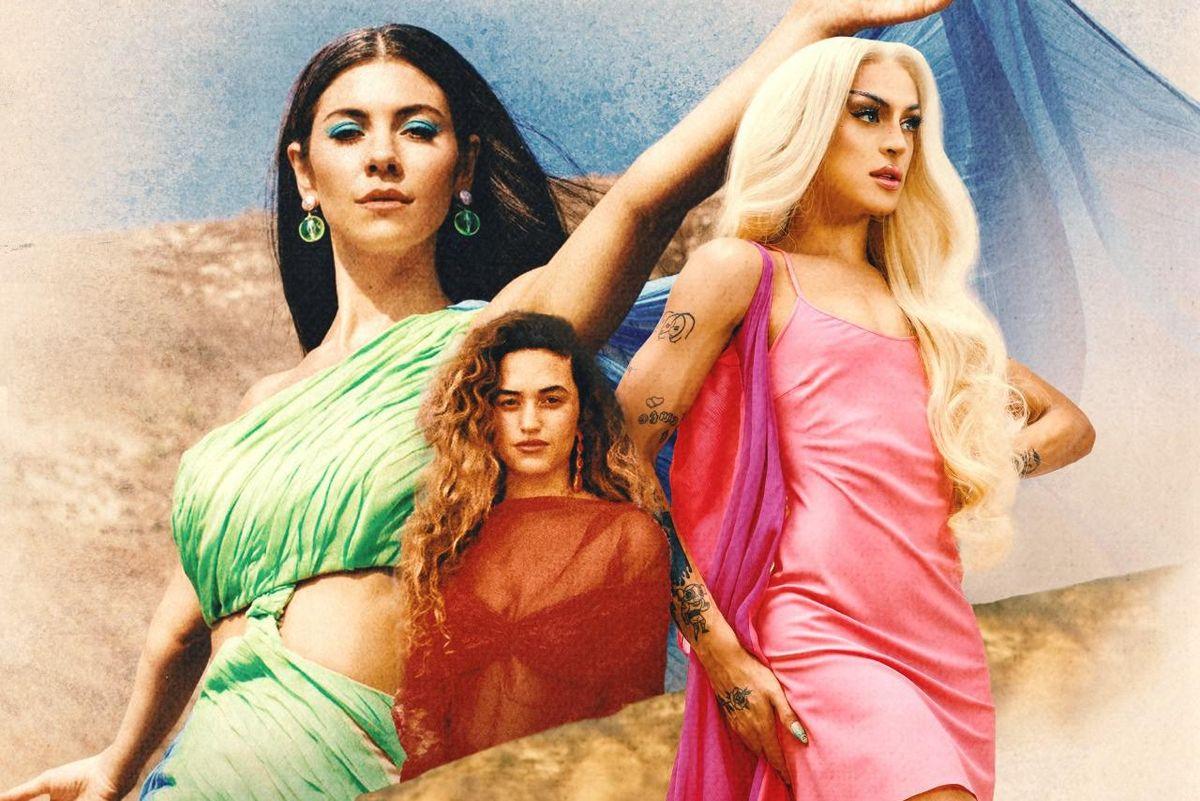 MARINA, Empress Of and Pabllo Vittar on Remixing 'Man's World'