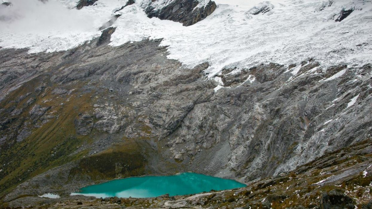 Melting Glacier Study Could Establish Legal Liability for Climate Polluters