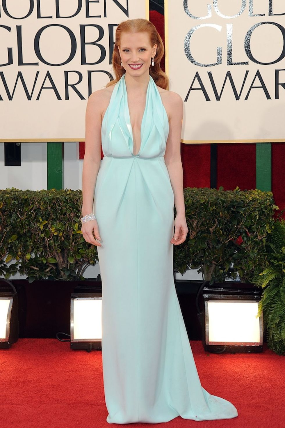 He Said, She Said: Rating the Fashion at the Golden Globes