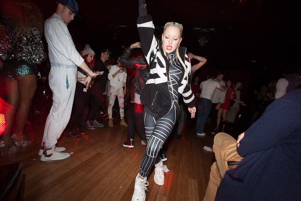 Scenes From L.A.'s Kookiest Dance Party