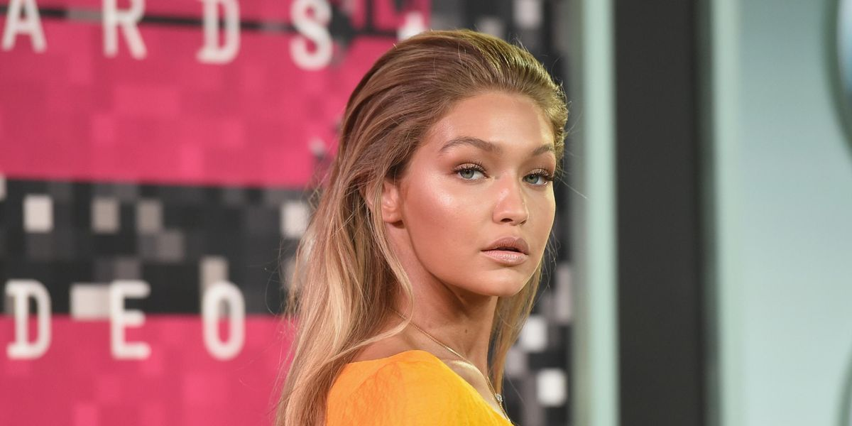 Gigi Hadid Responds to the Plastic Surgery Rumors