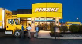 Penske Truck Rental location