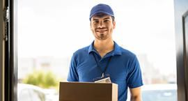 Penske truck rental delivery