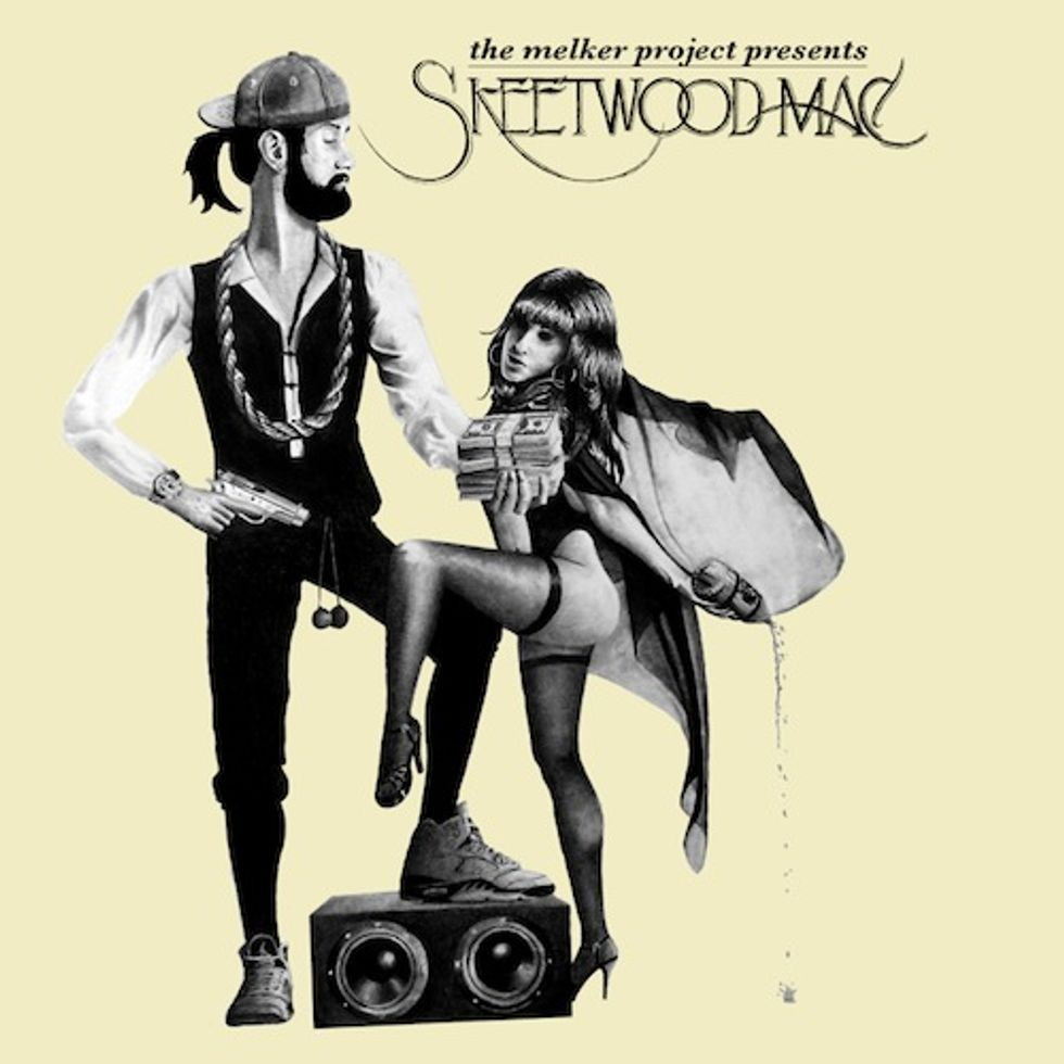 2 Chainz + Fleetwood Mac = Skeetwood Mac