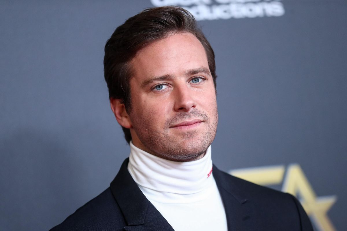 Armie Hammer Dropped by Hollywood Talent Agency