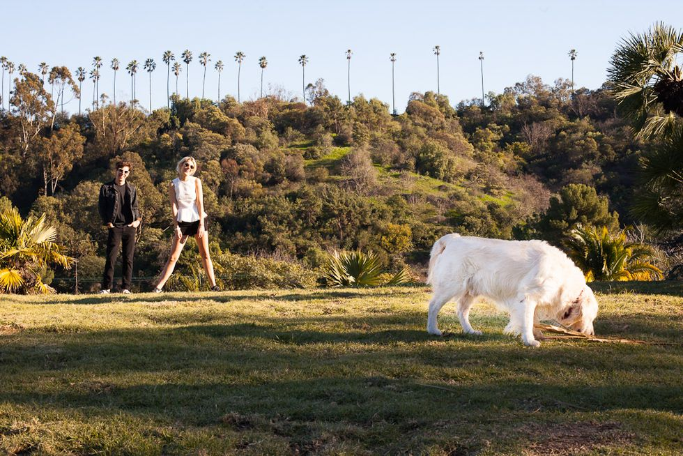 YACHT Finds Their Land-Legs in L.A.