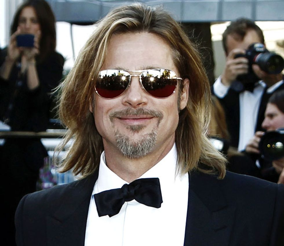 The History of Brad Pitt's Hair: A New Wave Playlist