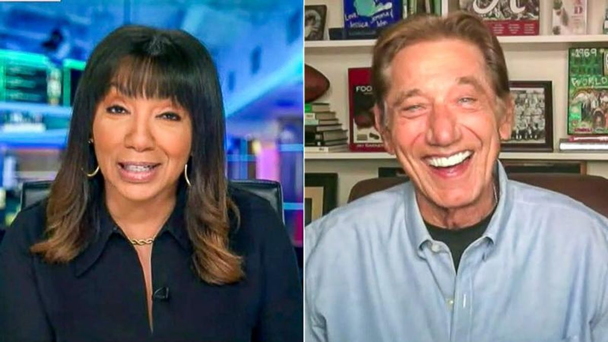 Joe Namath reacts to first woman Super Bowl referee: 'I'd be getting close to her on that field'