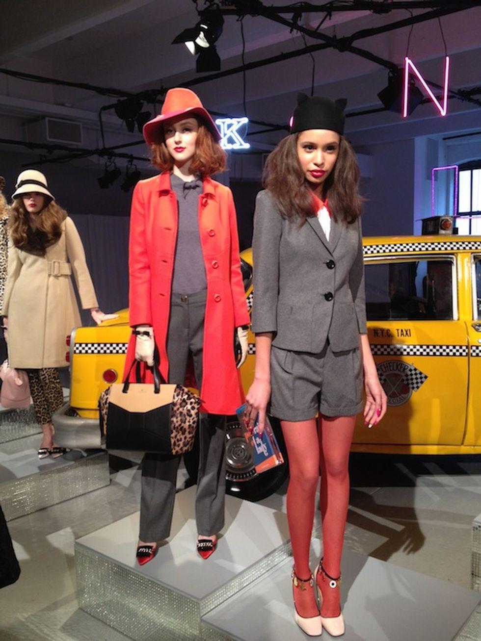Kate Spade's New York Groove