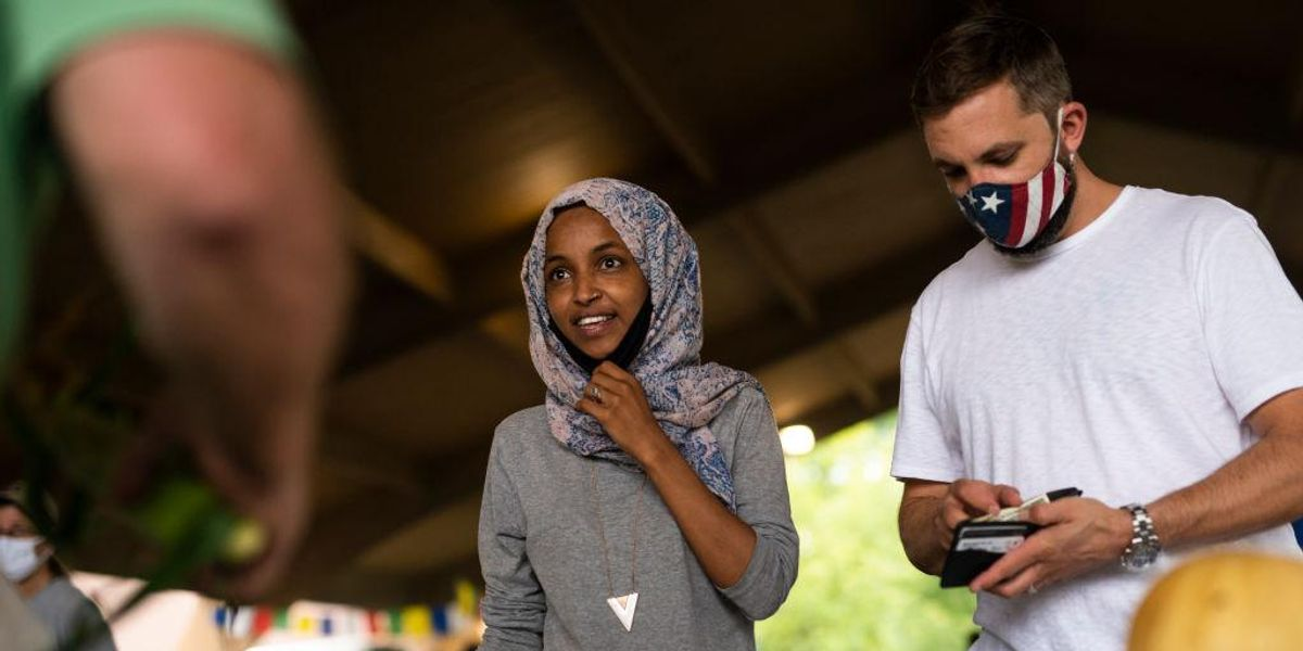Ilhan Omar's campaign funded nearly 80% of all payments to her husband's consulting firm: Federal filings