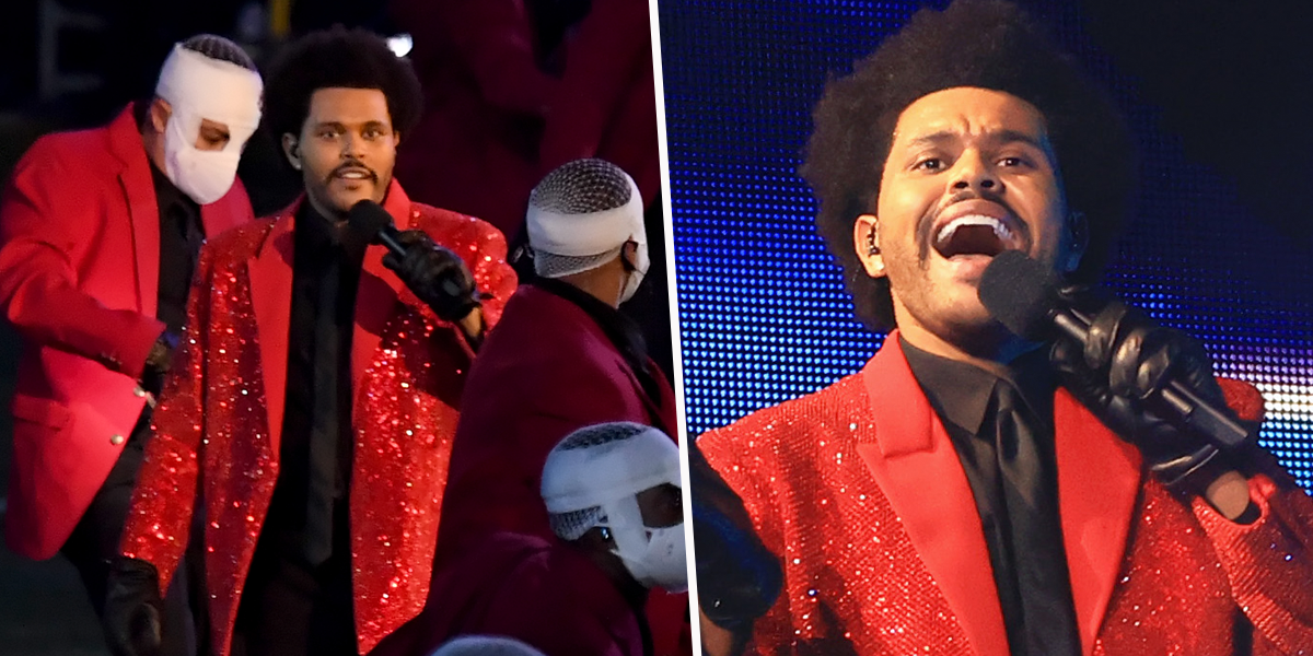 The Weeknd Put $7 Million of His Own Money Into Super Bowl Halftime Show