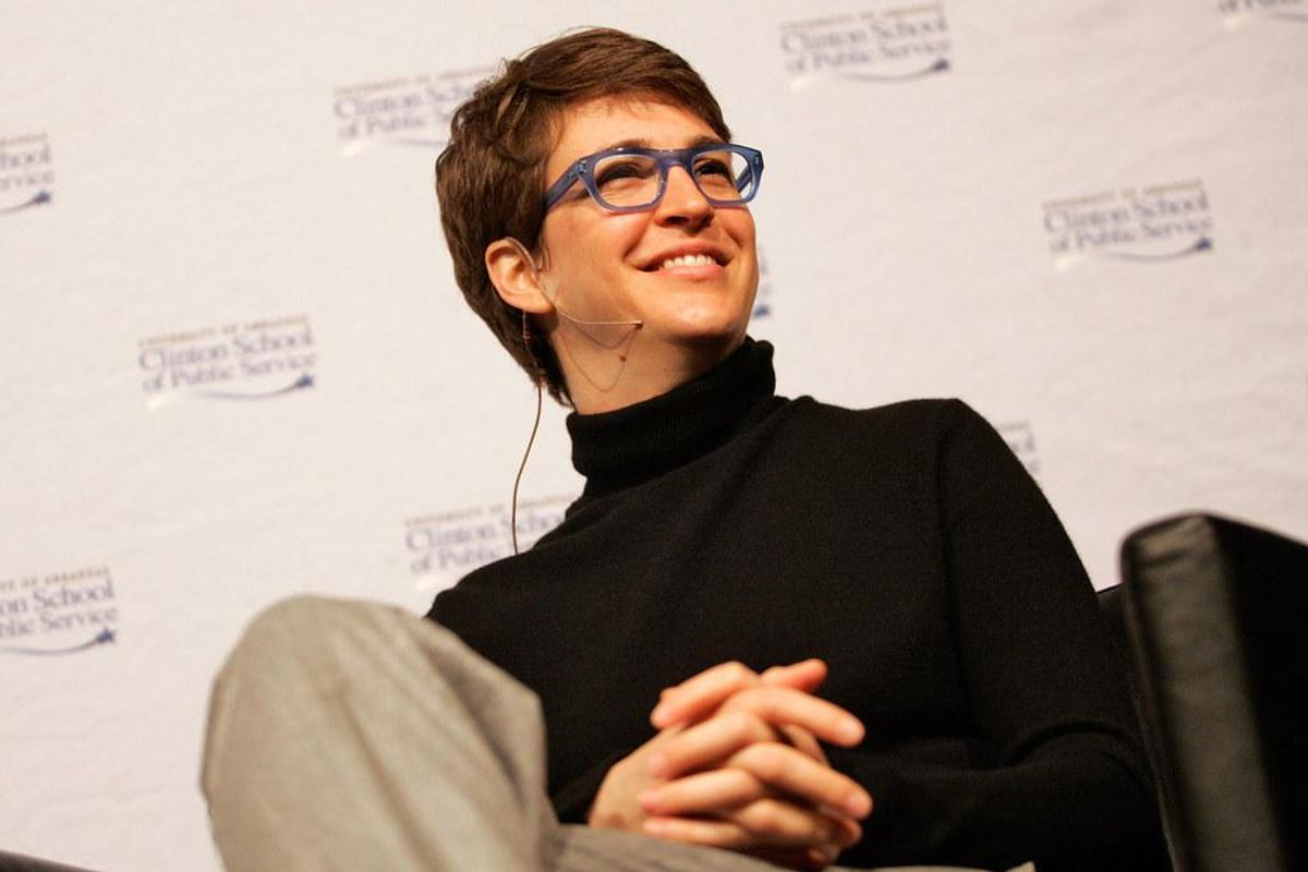 OAN ordered to pay Rachel Maddow and MSNBC $250,000 in a failed defamation lawsuit