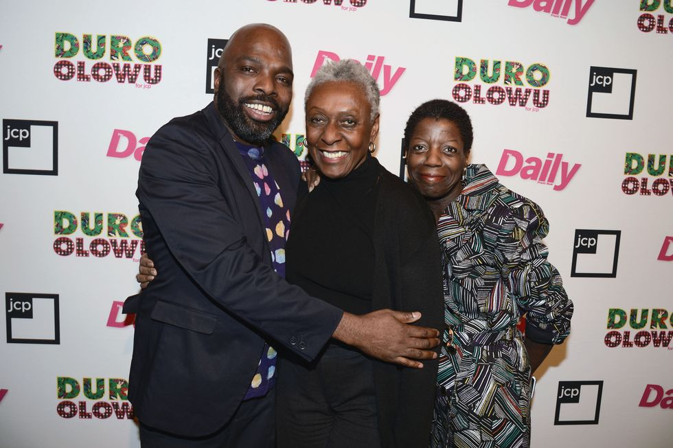Scenes from Duro Olowu's JC Penney Launch Party