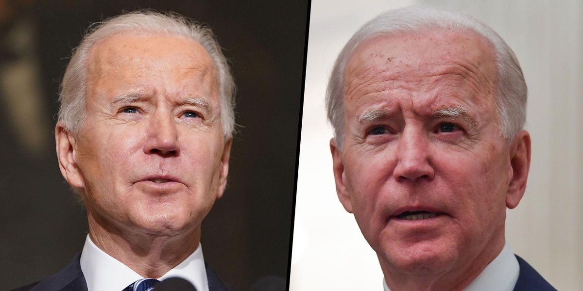 Joe Biden Says 'I Hope To God I Live up To' the Job of Being President