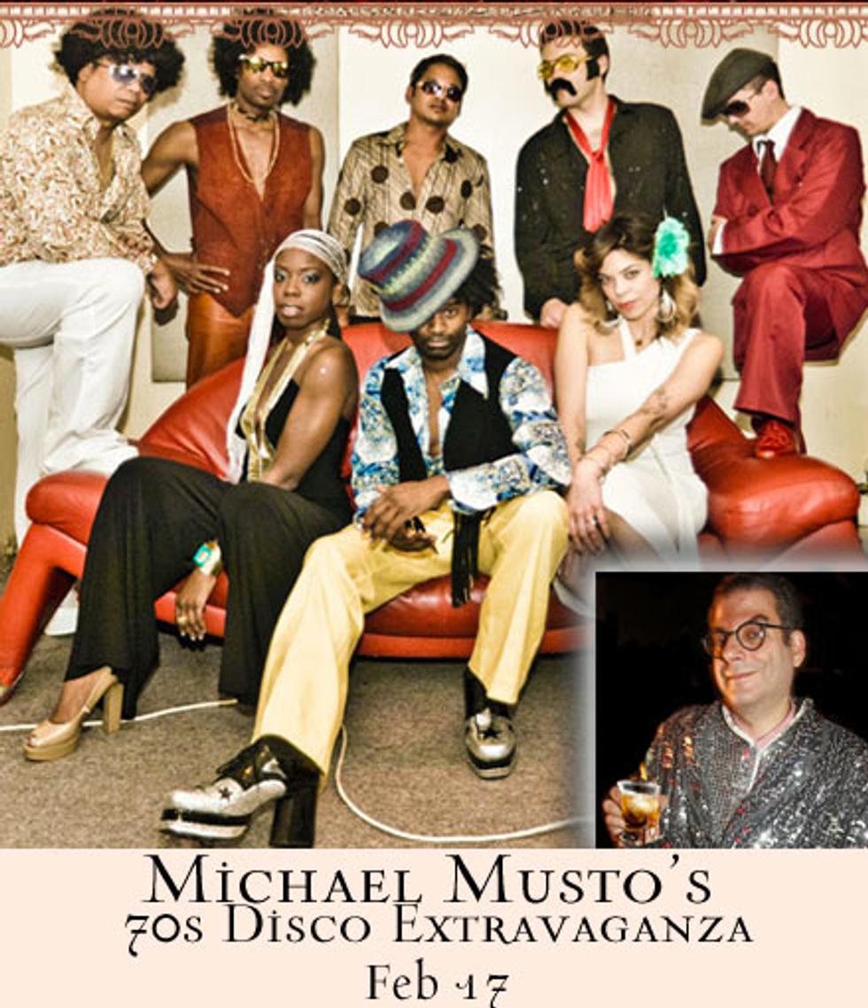 "Michael Musto On His Disco Concert: ""It's Major Sh*t."""