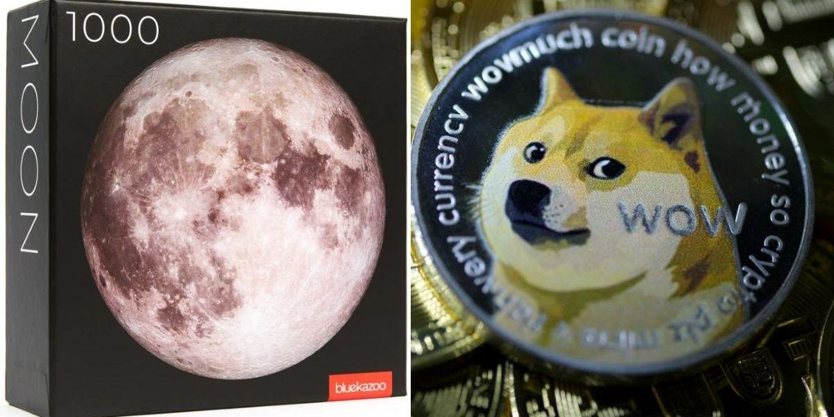 Forget Dogecoin, This Jigsaw Puzzle Will Take You Straight To The Moon