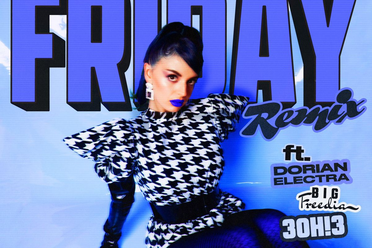 Rebecca Black's 'Friday' Remix Lineup Is Iconic
