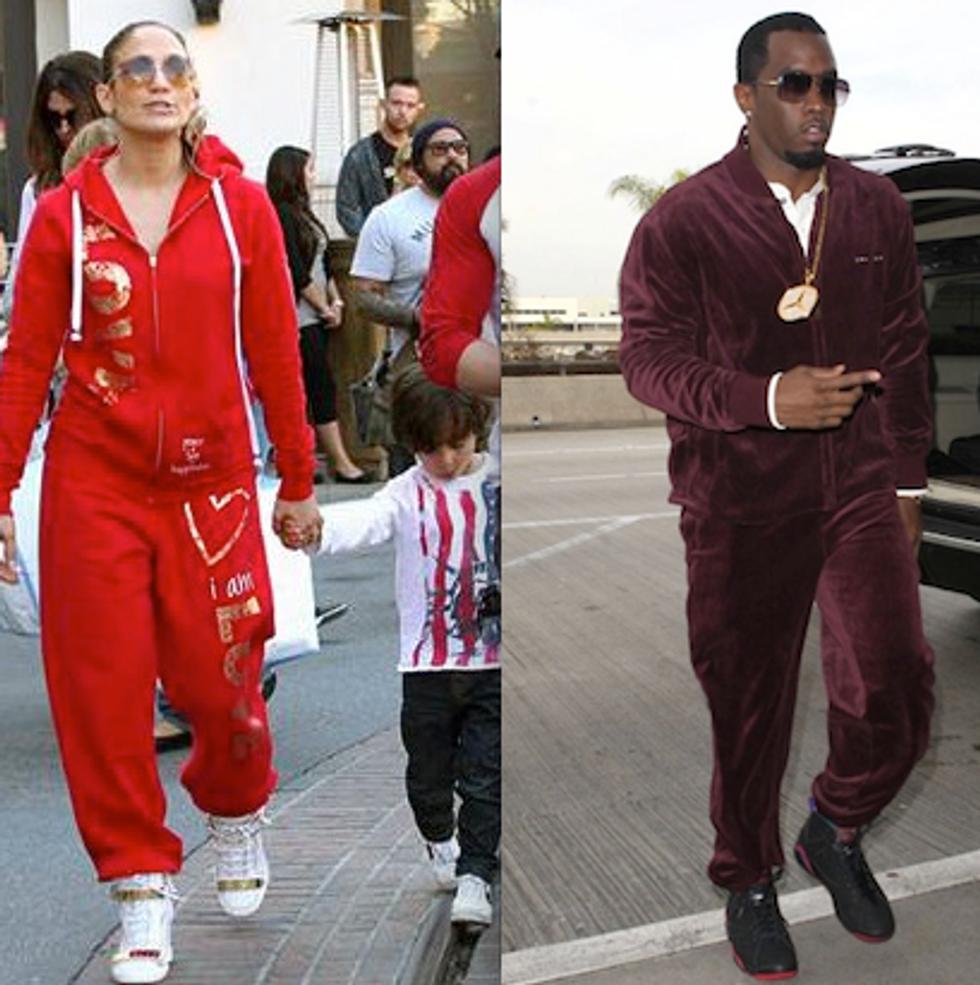 Celebrities Who Still Wear Tracksuits