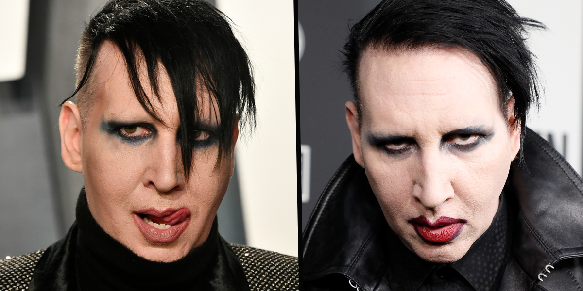 A Woman Is Releasing Leaked Text Messages and Voice Messages With Marilyn Manson