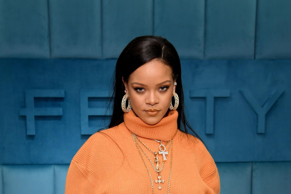 Rihanna Is Hitting Pause on Her Fenty Fashion Label