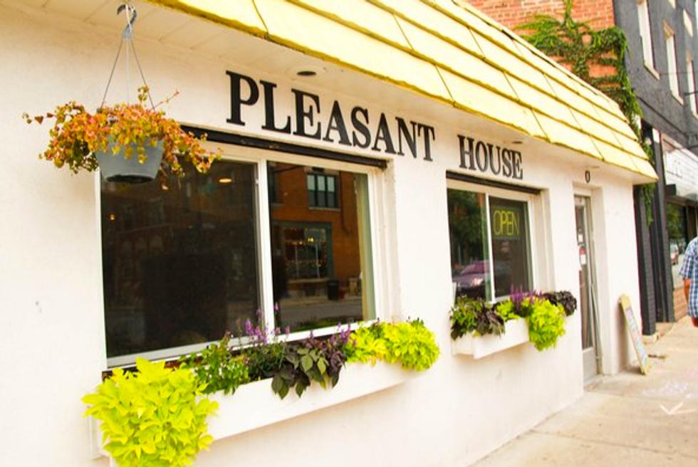 Lula Cafe's Jason Hammel Digs Pleasant House Bakery's Peas
