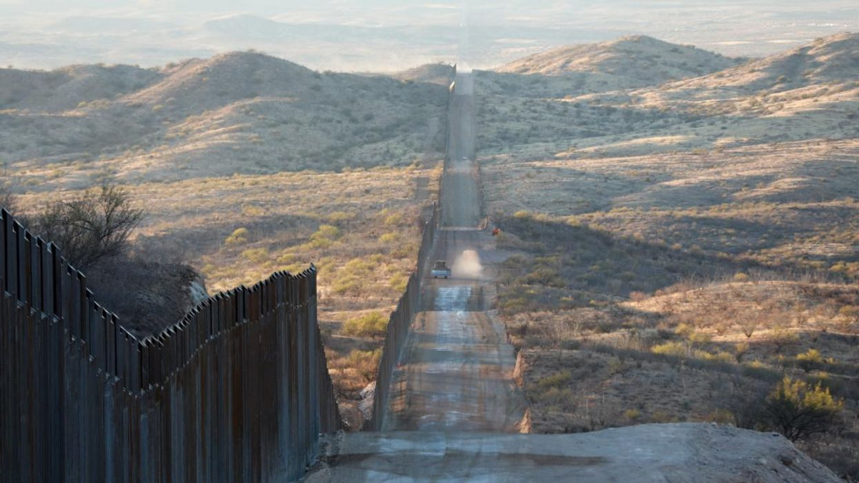 Artificial Border Walls Impede Wildlife Adapting to Climate Change