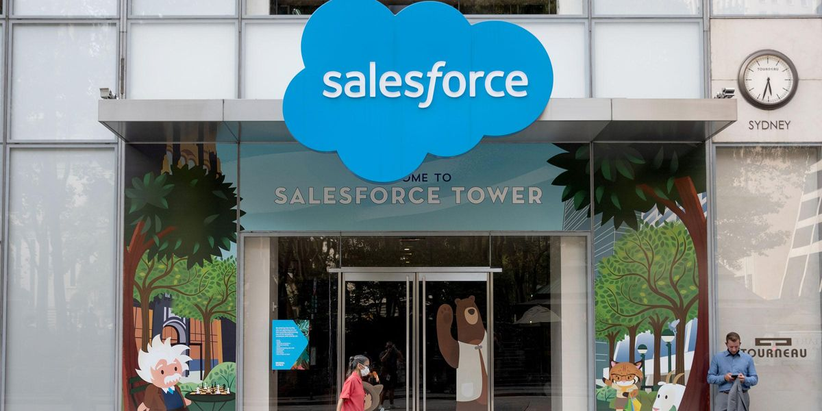 Salesforce Declares the 9-To-5 Working Day 'Dead'