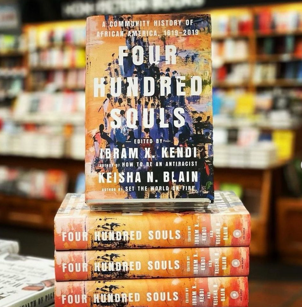 """Four Hundred Souls"" Is A Must-Read To Understand Race In America"