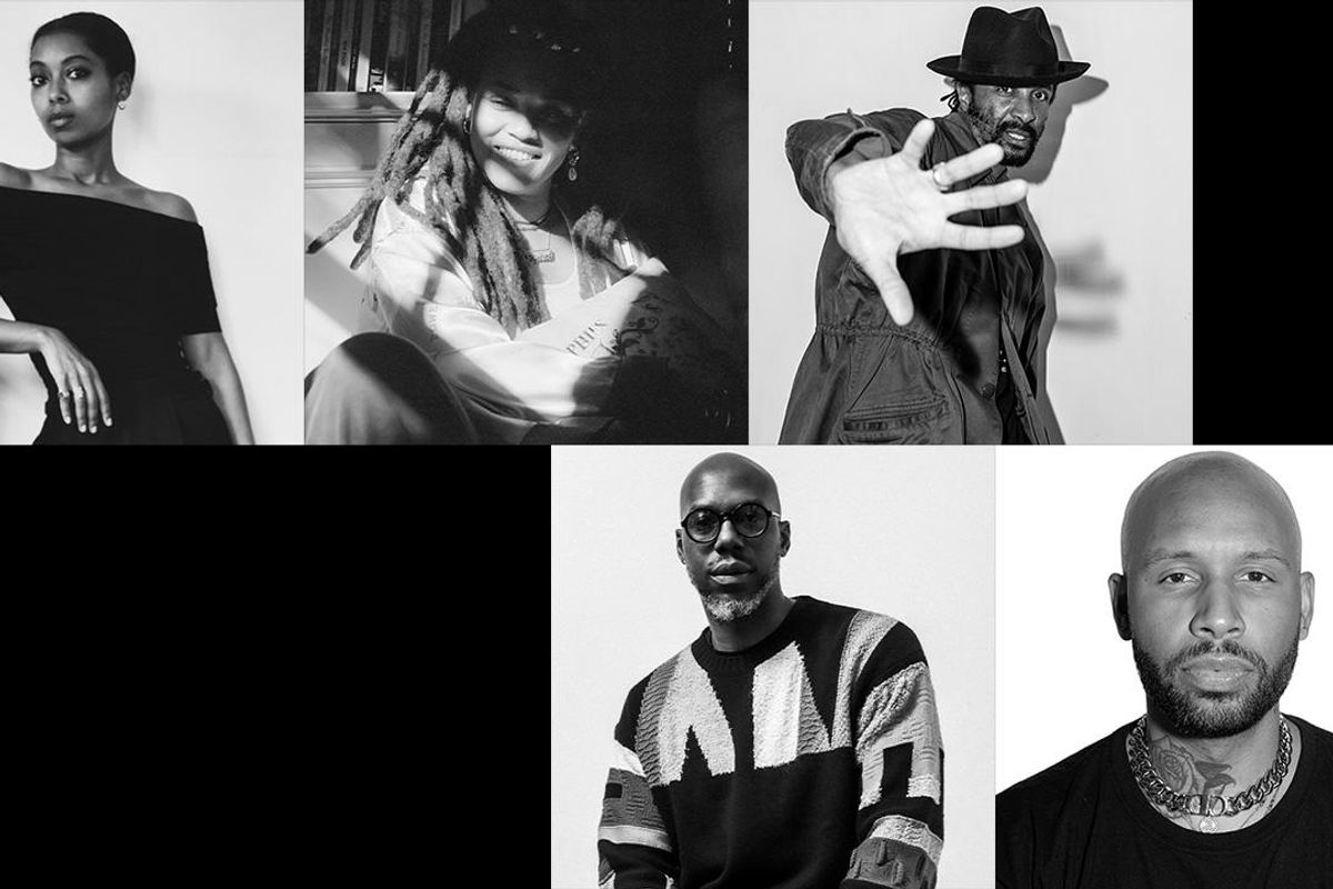 Five Top Black Creatives Curated Their Own All-Black Nordstrom Shop
