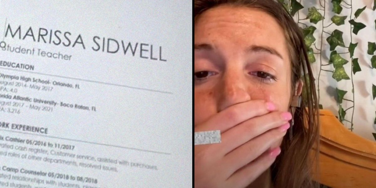 Woman Horrified After Putting Wrong Image on Her Resume And Sending It For a Job Application