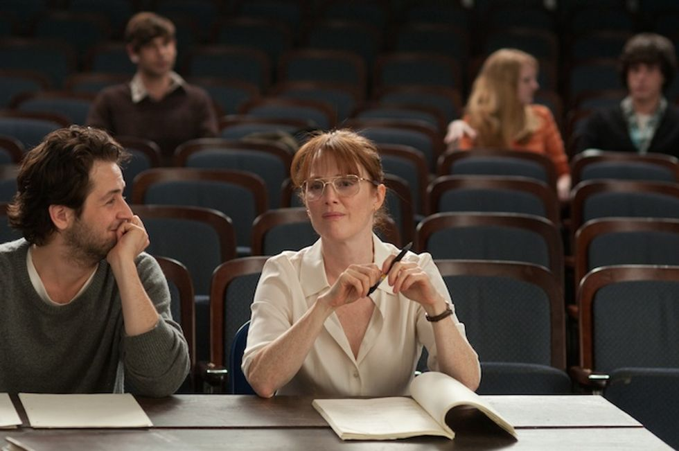 First Look: Julianne Moore in The English Teacher