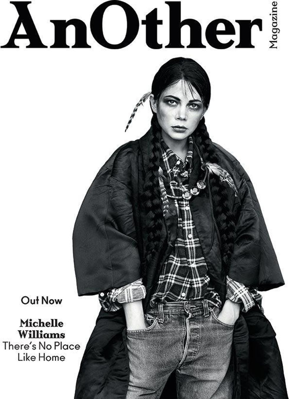 Thoughts on Michelle Williams' Racist Magazine Cover