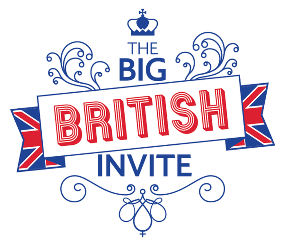 """""""The Big British Invite"""" Highlights the Chicest of the UK"""